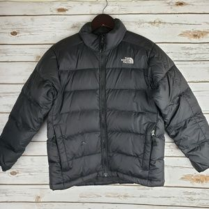 Boys THE NORTH FACE puffer coat MED 10/12